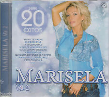 SEALED - Marisela CD 20 Exitos Vol.2 7509979175977 - BRAND NEW