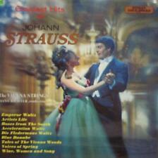Johann Strauss (VINYL LP) greatest hits-stereo gold award-mer 311-UK-1970-VG+/Presque comme neuf