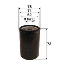 Ölfilter - Valeo 586034
