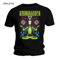 Official T Shirt SOUNDGARDEN Black Hole Sun ANTLERS Skull All Sizes