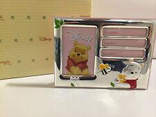 Cornice portafoto in argento DISNEY WP1081/R regalo per nascita