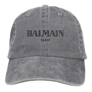 Balmain Fashion Baseball Cowboys Adjustable Cool Cap