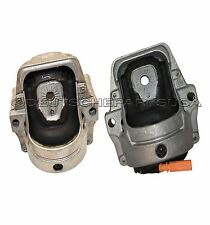 Audi A4 2.0 1.8 AUTO Left + Right Electric HYDRO Engine Motor Mount Mounts Set 2