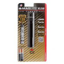 Maglite XL50 Torch (Black)