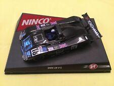 "Ninco Slot Car  1:32  50213   BMW V12 LM   "" HSH ""   (A17)"