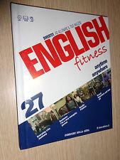 DVD LIBRO N° 27 ENGLISH FITNESS DIVERTITI AD ALLENARE IL TUO INGLESE CORRIERE