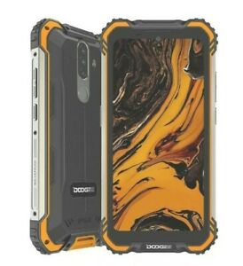 "DOOGEE S58 Pro (2020) Rugged Smartphone 6GB RAM + 64GB, Display 5,71""FHD+NFC+GPS"