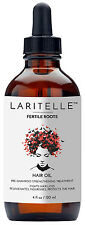 Laritelle Organic Hair Loss Treatment Fertile Roots 4 oz