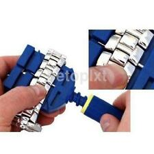 Watch Band Link Remover Bracelet Strap Adjuster Repairing Tool+2 Extra Pins