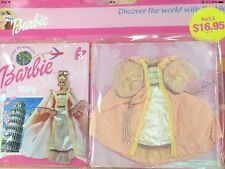 Discover the World With Barbie - Doll's Costume & Magazine - Italy issue 3