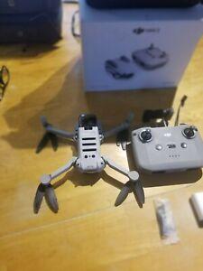 mavic mini 2 with 1 battery, case and remote