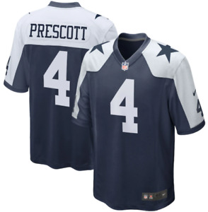 Dak Prescott Dallas Cowboys Nike Alternate Player Jersey Adult New CLEARANCE