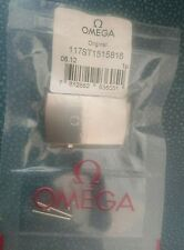NEW SEALED OMEGA GENUINE 1515-816 SEAMASTER FULL SIZE BOND CLASP  PIN & SCREW
