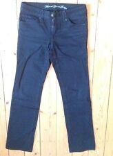 s.Oliver Damen Jeans Grösse 36 Länge 34 Schwarz Sehr Guter Zustand