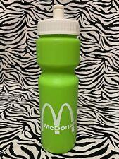 MCDONALDS Lime Green Plastic Sports Water Bottle Advertising Promotional