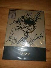 Vixx 3rd Mini Album Kratos Autographed Signed Promo