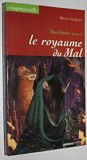 Mattiméo T3 -Le royaume du mal - Brian Jacques - Mango poche n° 107 - 10ans et+
