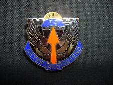 Metal Pin US 166th AVIATION GROUP Distinctive Insignia