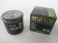 HIFLO FILTRO OLIO HF138 PER SUZUKI DL650 V-Strom ABS (2010 2011 2012)