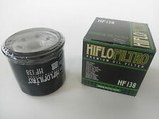 HIFLO FILTRO OLIO HF138 PER SUZUKI GSR600 B Yoshimura (2010)