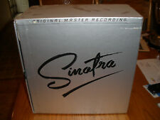 Frank Sinatra MFSL Box Set-Japan pressed and numbered