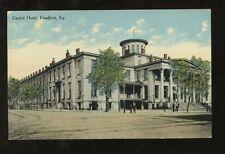 HOTEL CAPITOL...FRANKFORT KENTUCKY USA c1920...PPC
