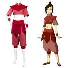 Avatar: The Last Airbender Ty Lee Cosplay Costume Jumpsuit Halloween Suit