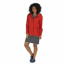 REGATTA LADIES BAYLEIGH WATERPROOF ISOTEX JACKET NAVY RED or YELLOW RWW269