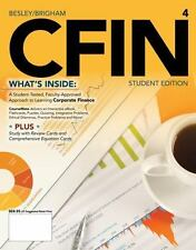 Finance Titles in the Brigham Family: CFIN by Scott Besley and Eugene F. Brigha…