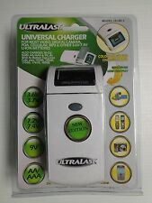 Ultralast Ulubc1 Universal Li-Ion Camera/Phone Mp3/Aa Charger -14
