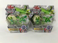 Bakugan Battle Brawlers Armored Alliance Ramparian - Lot of 2