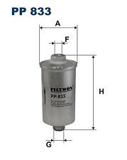 Kraftstofffilter - Filtron PP833