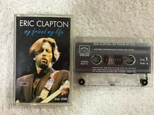 ERIC CLAPTON CINTA MY FRIEND MY LIFE CASSETTE TAPE VOLUMEN 1