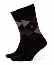 Burlington Manchester Socken Gr. 40 - 46 Strümpfe Socke Strumpf schwarz 3000 neu
