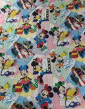 Vintage Disney Minnie Mouse Twin Size Comforter Bedding Blanket