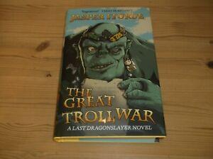 the great troll war by jasper fforde