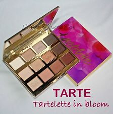 Genuine TARTE Tartelette In Bloom Amazonian Clay Eyeshadow palette New in box