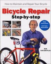 Bicycle Repair Step by Step: How to Maintain and Repair Your Bicycle-ExLibrary
