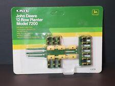 1992 1/64 SCALE JOHN DEERE MODEL 7200 12 ROW PLANTER