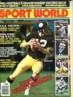 Sport World Magazine December 1979 Terry Bradshaw VGEX No ML 102416jhe