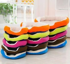 Fleece Covered Dog Beds
