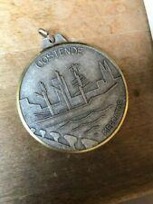 Oostende Mercator medaille 20 km van oostnde 1986