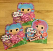 Lalaloopsy -2-Piece Footed Pajamas & 2 Bathing Suits wi /Floaty- 3 Total outfits