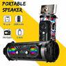 Kabelloser Stereolautsprecher Subwoofer Aux USB TF FM Bluetooth 4.2 Lautsprecher