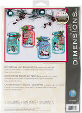 Dimensions Counted Cross Stitch Kit 7.5