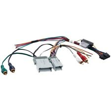 Pac Radio Replacement Interface Steering Wheel Control Navigation Outputs