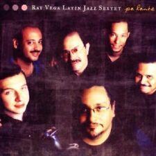 Ray Vega Latin Jazz Sextet [CD] Pa' lante (2001)