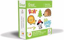 Cricut Create a Critter Cartridge  - Use with All Cricut Machines - New version
