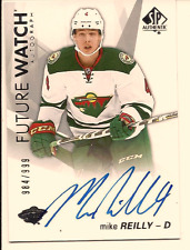 MIKE REILLY 2016-17 SP AUTHENTIC FUTURE WATCH ON CARD ROOKIE AUTO /999