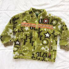 Oilily Retro Pile Explorer Jacket - Toddler Boy Size 2